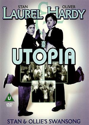 Rent Laurel and Hardy: Utopia Online DVD Rental