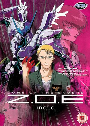 Rent Zone of the Enders: Idolo Online DVD Rental