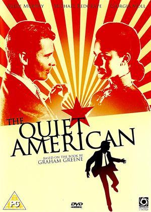 Rent The Quiet American Online DVD Rental