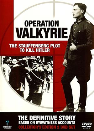 Rent Operation Valkyrie: Stauffenberg's Plot to Kill Hitler Online DVD Rental