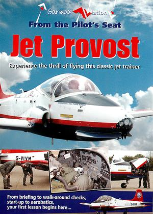 Rent From the Pilot's Seat: Jet Provost Online DVD Rental