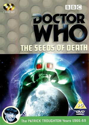 Rent Doctor Who: The Seeds of Death Online DVD Rental