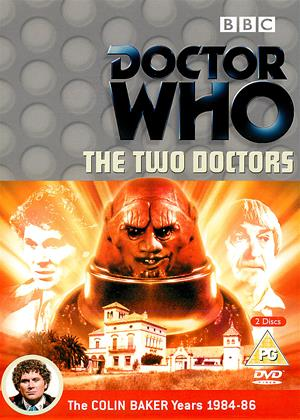 Rent Doctor Who: The Two Doctors Online DVD Rental