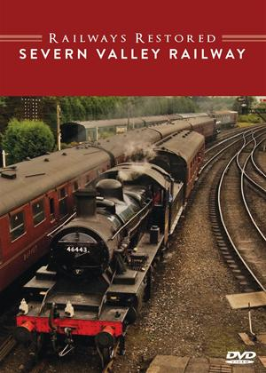 Rent Railways Restored: The Severn Valley Railway Online DVD Rental