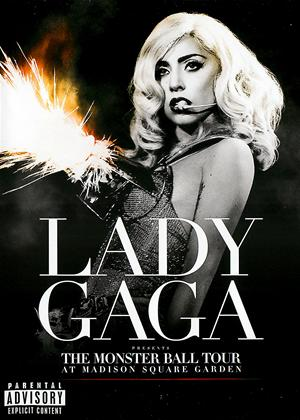 Rent Lady Gaga Presents: The Monster Ball Tour at Madison Square Garden Online DVD Rental