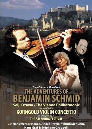 Rent The Adventures of Benjamin Schmid Online DVD Rental