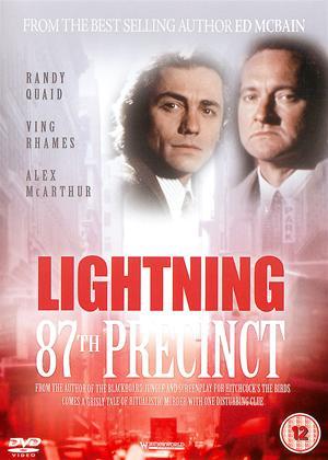Rent Ed McBain's 87th Precinct: Lightning Online DVD & Blu-ray Rental