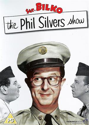 Rent The Phil Silvers Show: Sgt. Bilko: The Complete Series Online DVD Rental