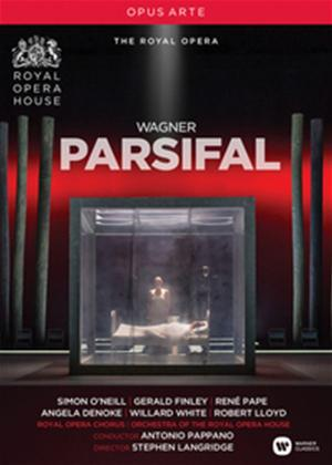 Rent Parsifal: Royal Opera House (Pappano) Online DVD Rental