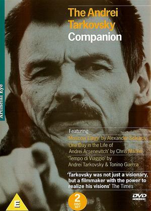 Rent The Andrei Tarkovsky Companion Online DVD & Blu-ray Rental