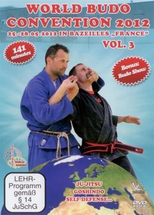 Rent World Budo Convention 2012: Vol.3 Online DVD Rental