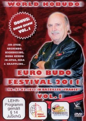 Rent World Kobudo: Euro Budo Festival 2011: Vol.1 Online DVD Rental