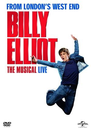 Rent Billy Elliot the Musical Online DVD Rental