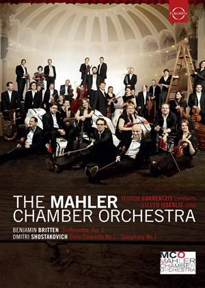 Rent The Mahler Chamber Orchestra Online DVD Rental