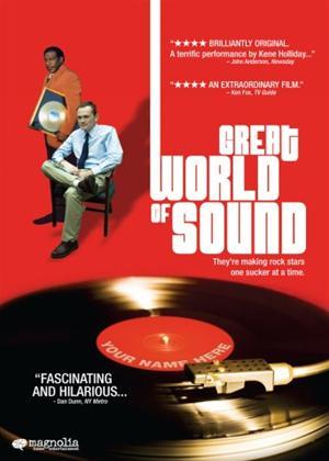 Rent Great World of Sound Online DVD Rental