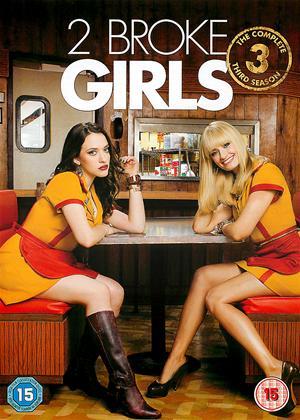 Rent 2 Broke Girls: Series 3 Online DVD Rental