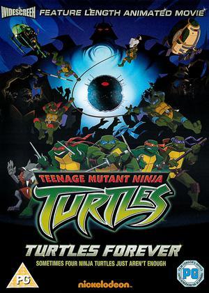 Rent Turtles Forever (aka Teenage Mutant Ninja Turtles: Turtles Forever) Online DVD Rental