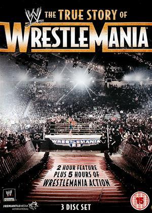 Rent WWE: The True Story of WrestleMania Online DVD Rental