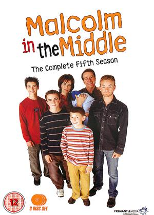 Rent Malcolm in the Middle: Series 5 Online DVD Rental