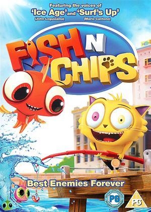 Rent Fish N Chips: Best Enemies Forever Online DVD Rental