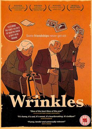 Rent Wrinkles (aka Arrugas) Online DVD Rental