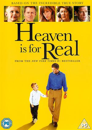 Heaven Is for Real Online DVD Rental