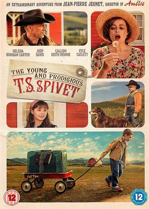 Rent The Young and Prodigious T.S. Spivet (aka L'extravagant voyage du jeune et prodigieux T.S. Spivet) Online DVD & Blu-ray Rental
