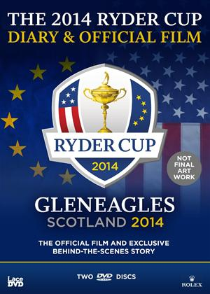 Rent Ryder Cup: 2014: Official Film and Diary: 40th Ryder Cup Online DVD Rental