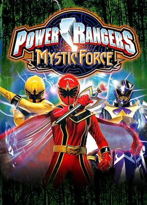 Rent Power Rangers Mystic Force Online DVD & Blu-ray Rental