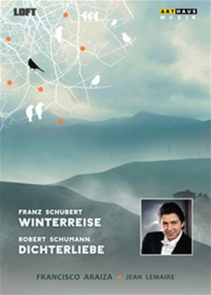 Rent Schubert/Schumann: Winterreise/Dichterliebe Online DVD Rental