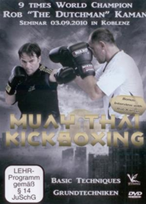 Rent Muay Thai and Kickboxing: Basic Techniques Online DVD Rental