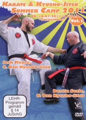 Rent Karate and Kyusho Jitsu Summer Camp 2011: Vol.1 Online DVD Rental