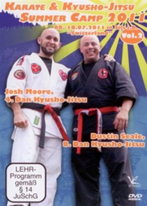Rent Karate and Kyusho Jitsu Summer Camp 2011: Vol.2 Online DVD Rental