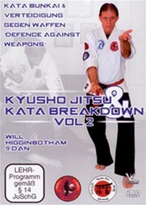 Rent Kyusho Jitsu and Kata Breakdown: Vol.2 Online DVD Rental