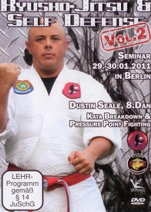 Rent Kyusho Jitsu and Self Defence: Vol.2 Online DVD Rental