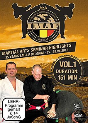 Rent Martial Arts Seminar Highlights: 35 Years IMAF Belgium: Vol.1 Online DVD Rental