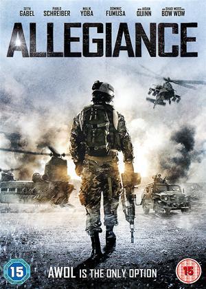 Rent Allegiance Online DVD Rental