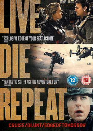 Edge of Tomorrow Online DVD Rental