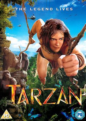 Rent Tarzan (aka Tarzan 3D) Online DVD & Blu-ray Rental