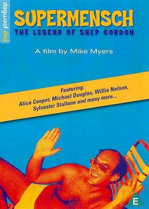 Rent Supermensch: The Legend of Shep Gordon Online DVD & Blu-ray Rental