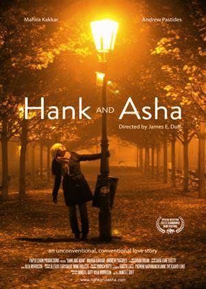 Rent Hank and Asha Online DVD Rental