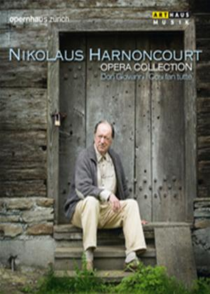 Rent Nikolaus Harnoncourt: Opera Collection Online DVD Rental