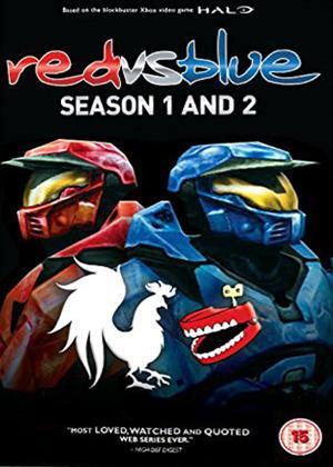 Rent Red vs. Blue: Series 2 Online DVD Rental