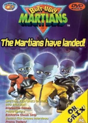 Rent Butt Ugly Martians: The Martians Have Landed Online DVD Rental