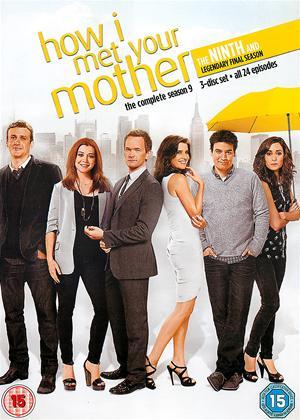Rent How I Met Your Mother: Series 9 Online DVD Rental