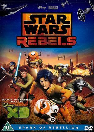 Rent Star Wars Rebels: Spark of Rebellion Online DVD Rental