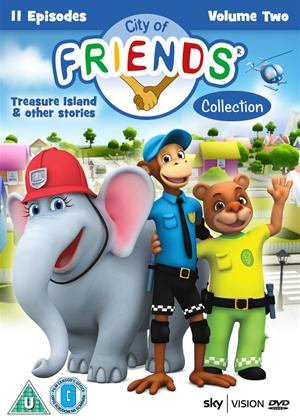 Rent City of Friends: Vol.2 Online DVD Rental
