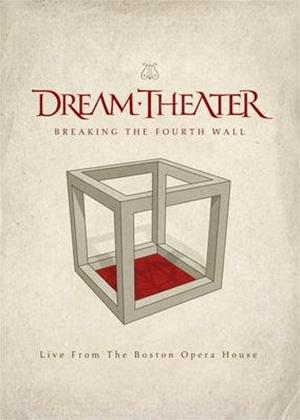 Rent Dream Theater: Breaking the Fourth Wall: The Boston Opera House Online DVD Rental