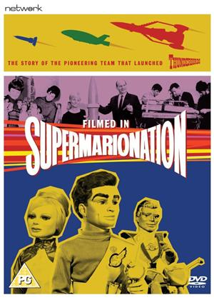 Rent Filmed in Supermarionation Online DVD Rental