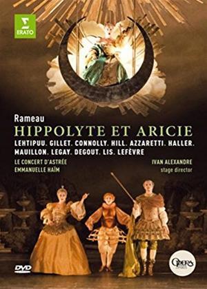 Rent Hippolyte Et Aricie: Paris Opera Palais Garnier (Haïm) Online DVD Rental